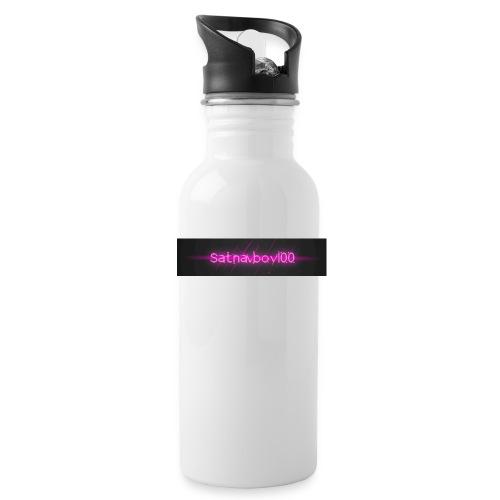 Satnavboy100 Shirt - Water Bottle