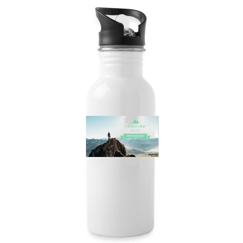 fbdjfgjf - Water Bottle