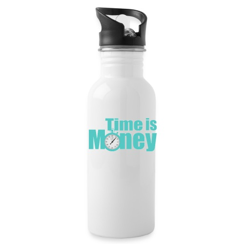 Time is Money - Trinkflasche