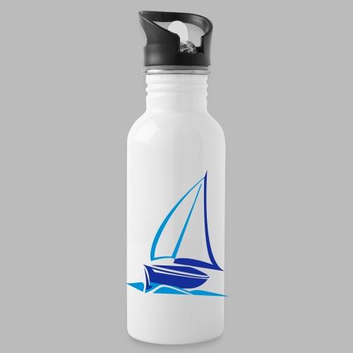 segelyacht - Trinkflasche