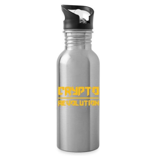 Crypto Revolution III - Water Bottle