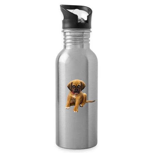 Süsses Haustier Welpe - Trinkflasche