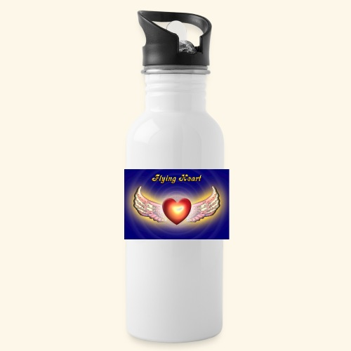Flying Heart - Trinkflasche