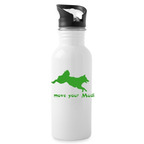move your mudi - Water Bottle