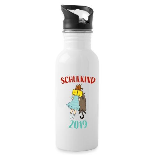 Schulkind 2019 | Einschulung und Schulanfang - Trinkflasche