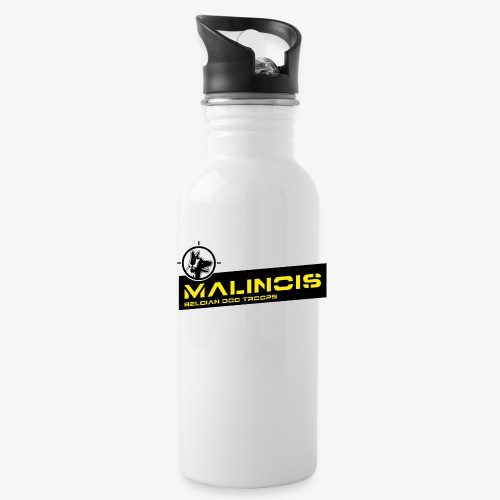 Malinois Dog Troops - Trinkflasche