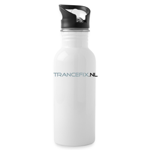 trancefix text - Water Bottle