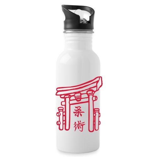 Jiujitsu_Tor - Trinkflasche