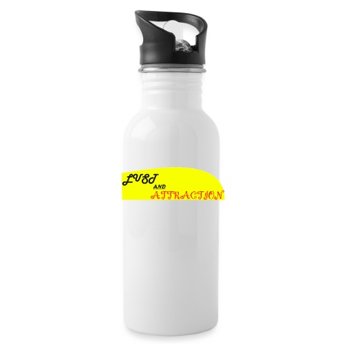 lust ans attraction - Water Bottle