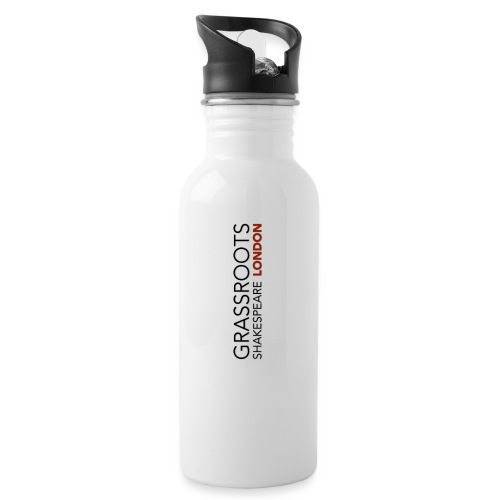 Grassroots Logo Shadow 1 png - Water Bottle