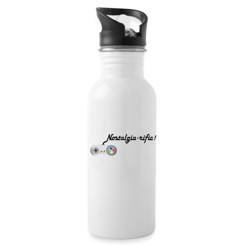Nostalgia-rific! - Water Bottle