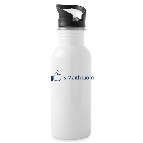 like nobg - Water bottle with straw