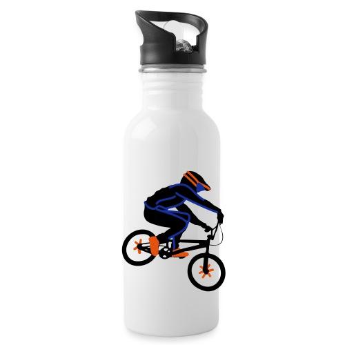 BMX Rider Dark - Drinkfles