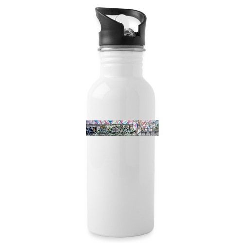Pye and Fek No Escape - Water Bottle