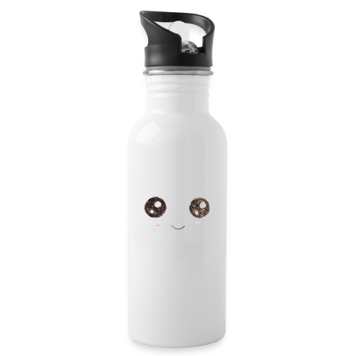 Kids for Kids: Smiling Face - Trinkflasche
