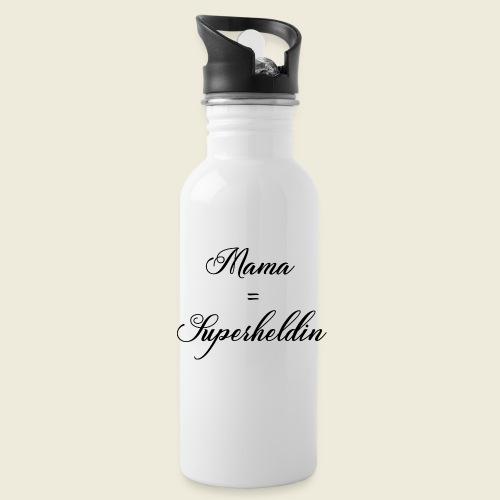 Mama Superheldin - Trinkflasche