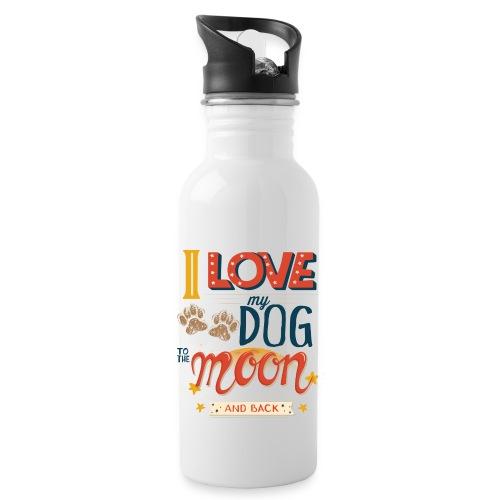 Moon Dog Light - Vattenflaska