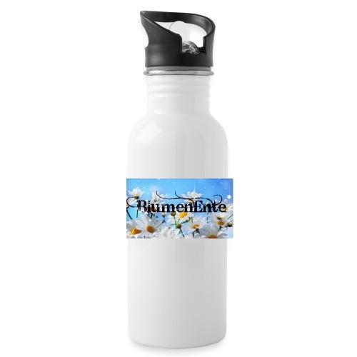 BlumenEnte - Trinkflasche