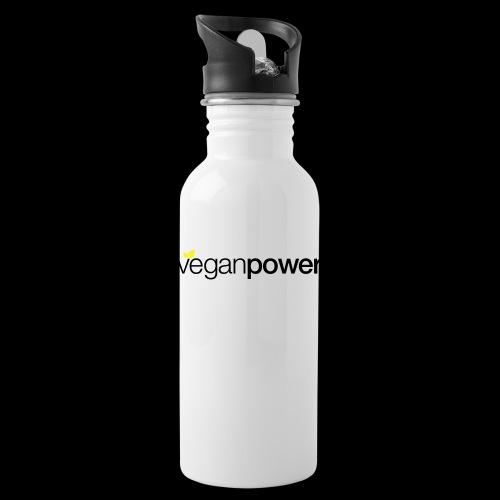 veganpower Lifestyle - Trinkflasche