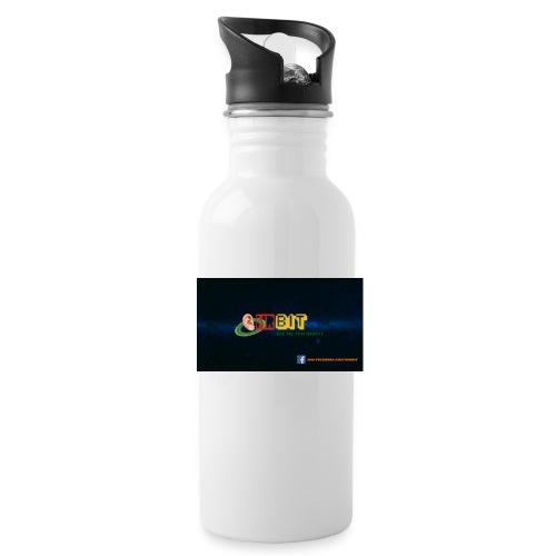 OhrBit Logo - Trinkflasche