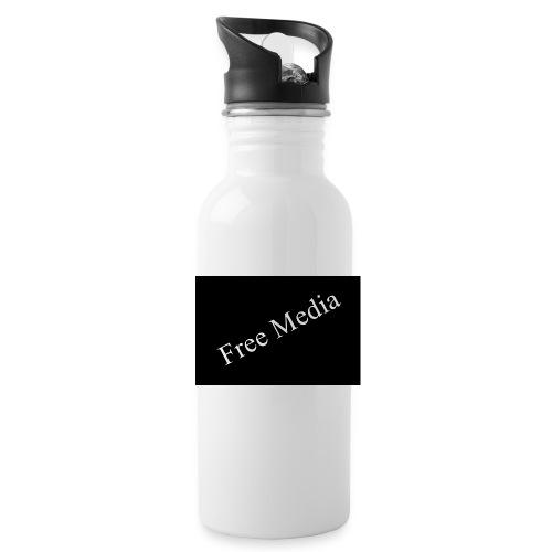 Free Media - Trinkflasche