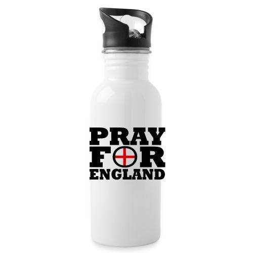 England / Pray For England - Trinkflasche