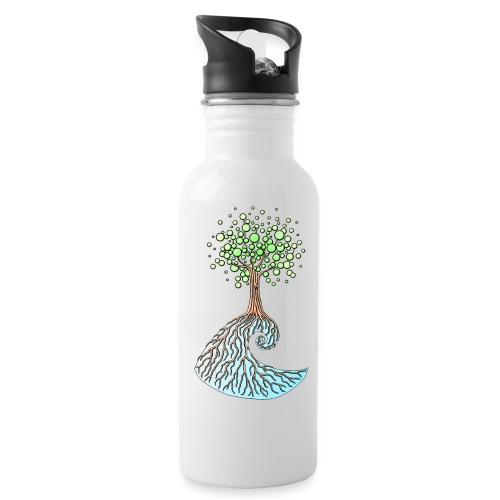 Wellenbaum1 - Trinkflasche