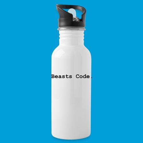 Beasts Code. - Water Bottle