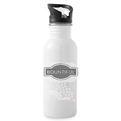 Bontiul gray white - Water Bottle