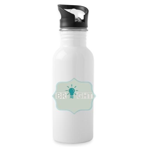 bright - Water Bottle