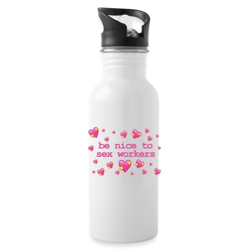 benicetosexworkers - Water Bottle