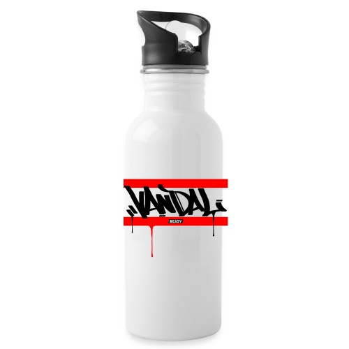 #EASY Graffiti Vandal T-Shirt - Borraccia