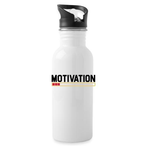 Keine Motivation - Trinkflasche