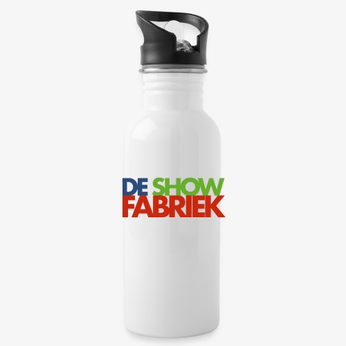 De Showfabriek - Drinkfles