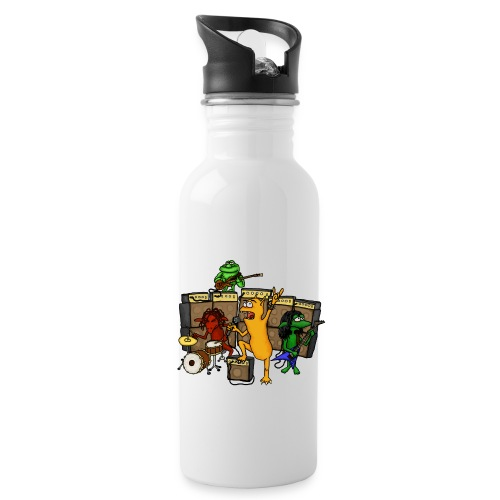 Kobold Metal Band - Water Bottle