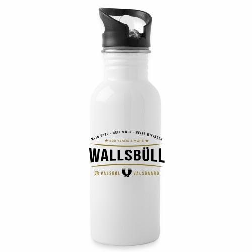 Wallsbüll - mein Dorf, mein Wald, meine Wikinger - Trinkflasche