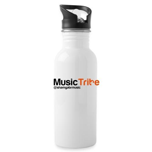 music tribe logo - Water Bottle