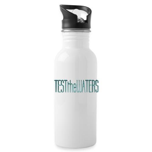 TESTtheWATERS BETA BLUE - Water Bottle
