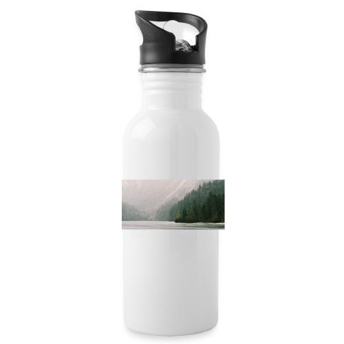 Samsung Galaxy S9 Case elastisch Bergsee - Trinkflasche