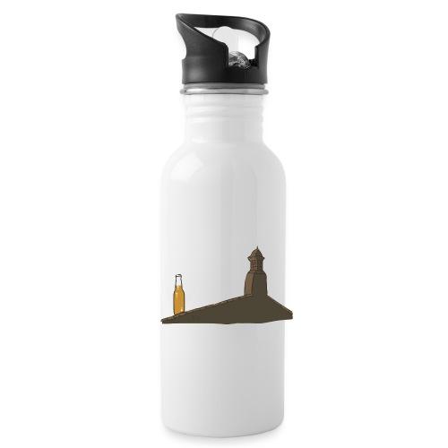 Habemus Beer Hoodies - Trinkflasche