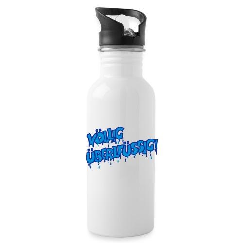 Völlig überflüssig,,, - Trinkflasche