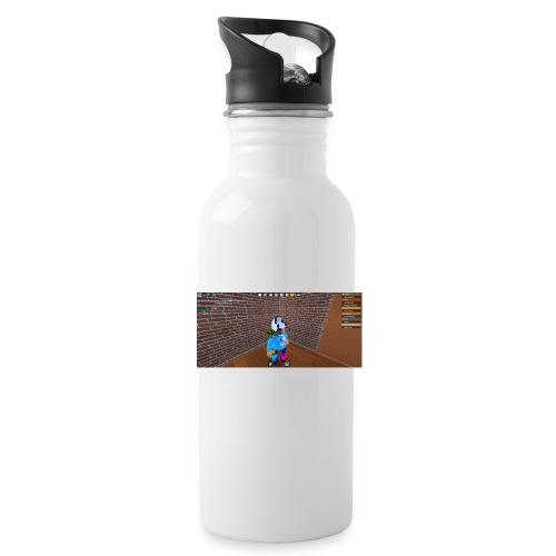 panda time - Water Bottle