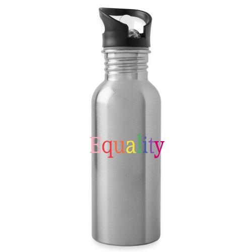 Equality | Regenbogen | LGBT | Proud - Trinkflasche