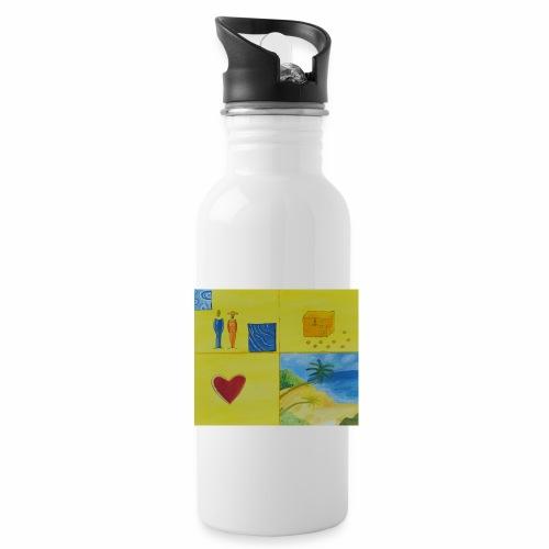 Viererwunsch - Trinkflasche