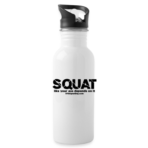 squat - Water Bottle
