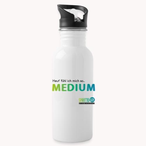 Heut´fühl ich mich so.... MEDIUM - Trinkflasche