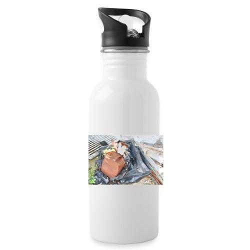 Trash 1 - Drikkeflaske
