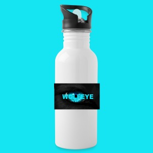 WolfEye T-Shirt - Water Bottle