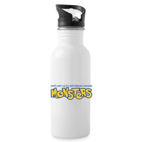 Monsters - Water Bottle