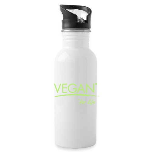 vegan for life 1c - Trinkflasche